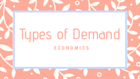 derived demand for labor