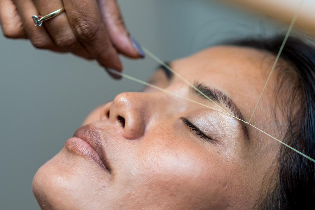 Does Eyebrow Threading Hurt Quora