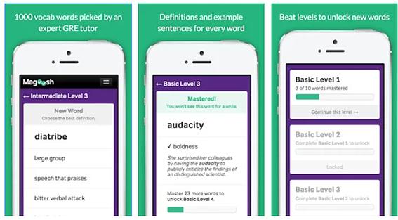 1 Magoosh Vocabulary Builder Competitive Exam Prep App