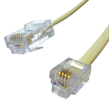 What is the difference between an ATA port, an RJ-11 port, and an RJ ...