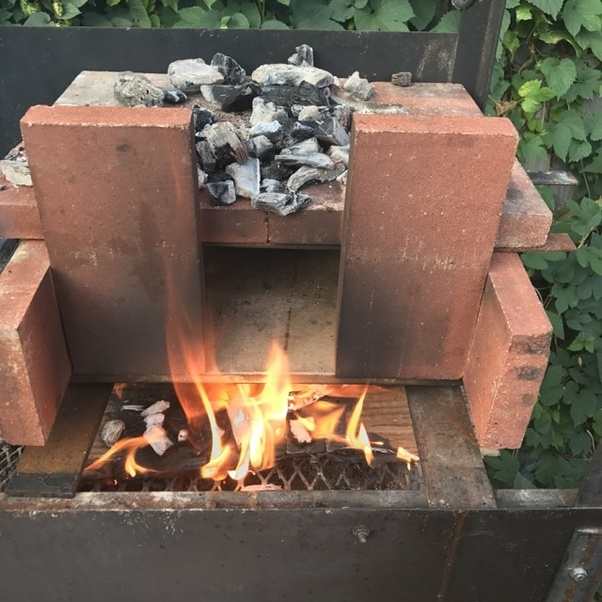 What kind of bricks should you use for a BBQ? - Quora