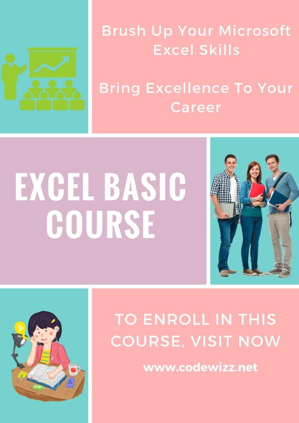 How to learn the intermediate excel courses online - Quora