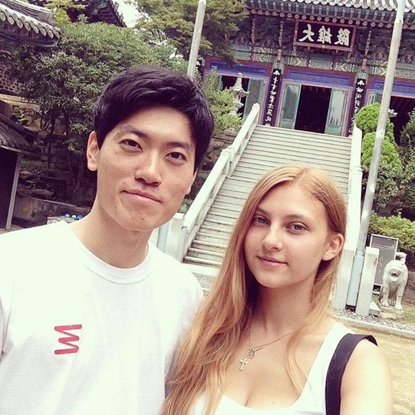 Why do so many Chinese guys marry Russian/Ukrainian girls