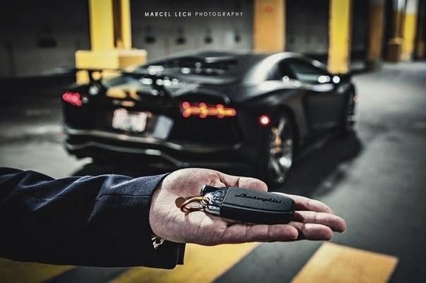 Why Are Lamborghini Keys So Basic Quora - Sports cars keys