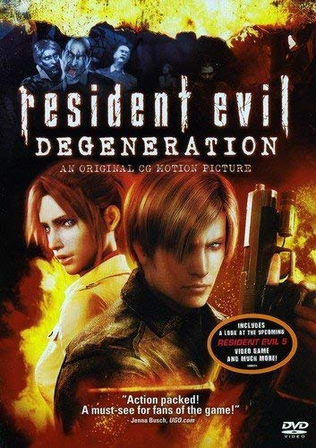 In What Order Should One Watch The Resident Evil Animated Films