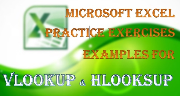 In Excel, what do the VLOOKUP and HLOOKUP functions do and how do I