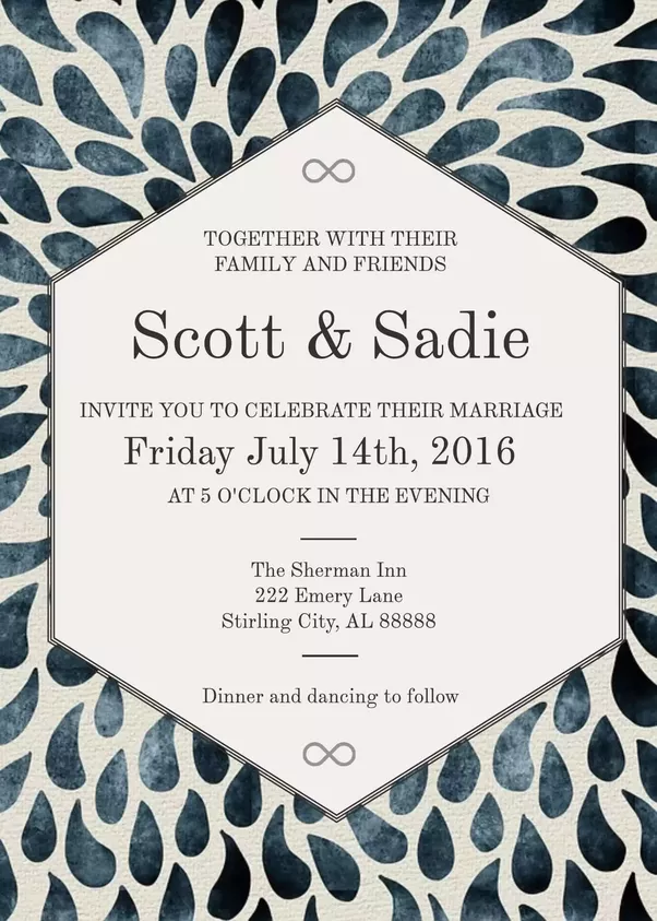 Cars Invitation Card Template Free: How To Custom-make My Online Wedding Invitation