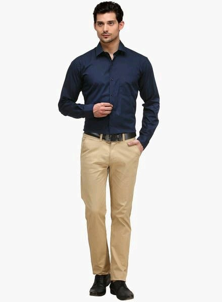 Which Color Of Blazer Goes Well With A Dark Navy Blue Shirt On Men