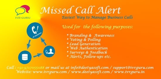 What is the use of missed call services? - Quora