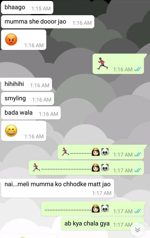 Flirt chat whatsapp Married And
