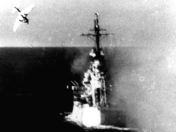 How many ships or carriers did the Kamakazi attacks sink in WW2? - Quora