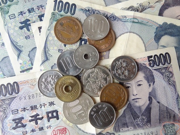 how to tell the difference between a japanese yen from a chinese