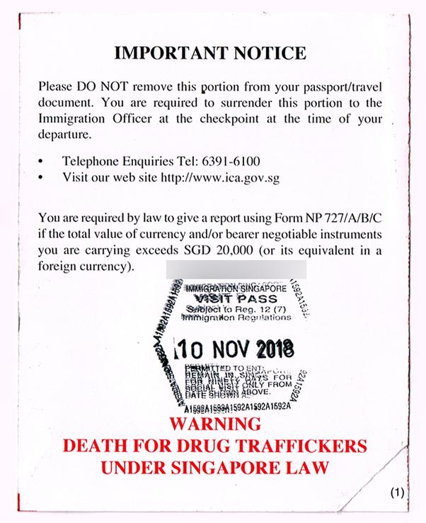Is it true that Singapore executes drug dealers? - Quora
