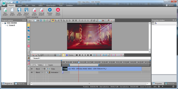What is the easiest/best video editing software for a
