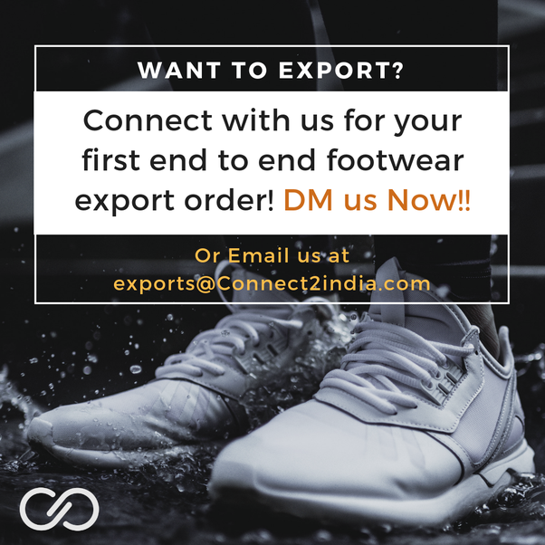 How to export or import shoe from another country to or from