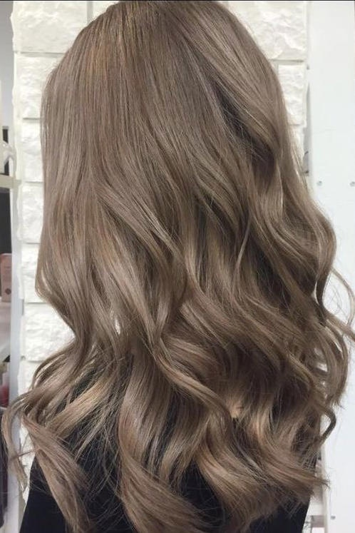 How to dye my black hair to ash brown - Quora