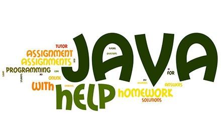java programming homework help