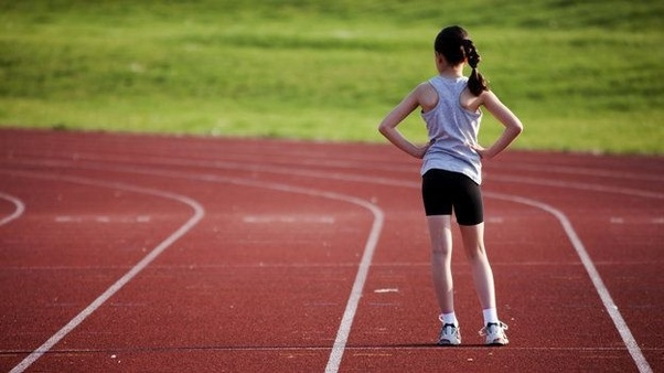 4 laps on a track equal 1 mile  If Kim ran 25 laps, how many