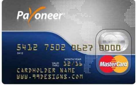 if your major interest is in having a prepaid card then a payoneer card might do just fine for you - Buy Prepaid Card