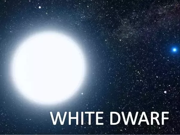 How long does a white dwarf exist? - Quora