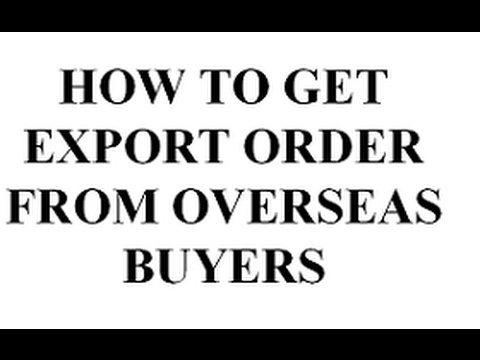 How to find a garment buyers or importers all over the world - Quora