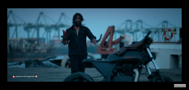 What is the story of Kannada movie KGF? Why is it so hyped