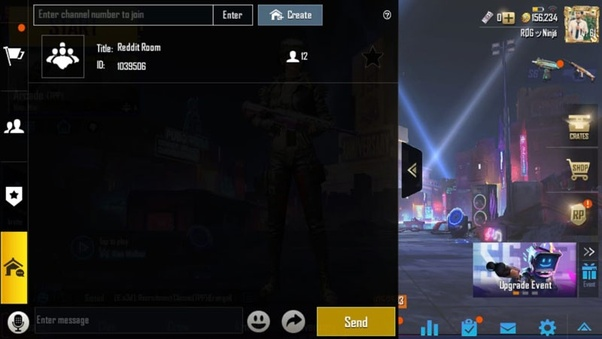 How to change a profile name in the PUBG game (mobile