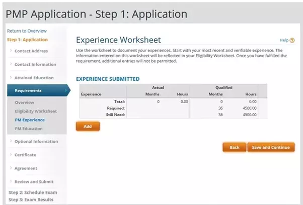 How To Document Your Project Management Experience When Applying For