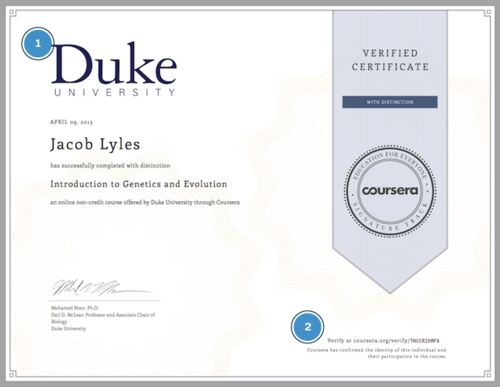 Do websites like Udemy, MOOCs and Coursera give certificates? - Quora