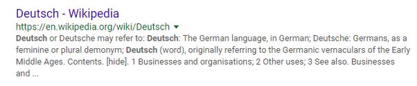 real deutsch amateur