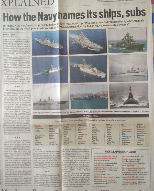 Which newspaper is better, The Indian Express or The Hindu, and why
