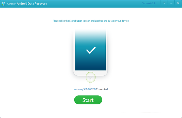 How to recover deleted files from Android internal memory