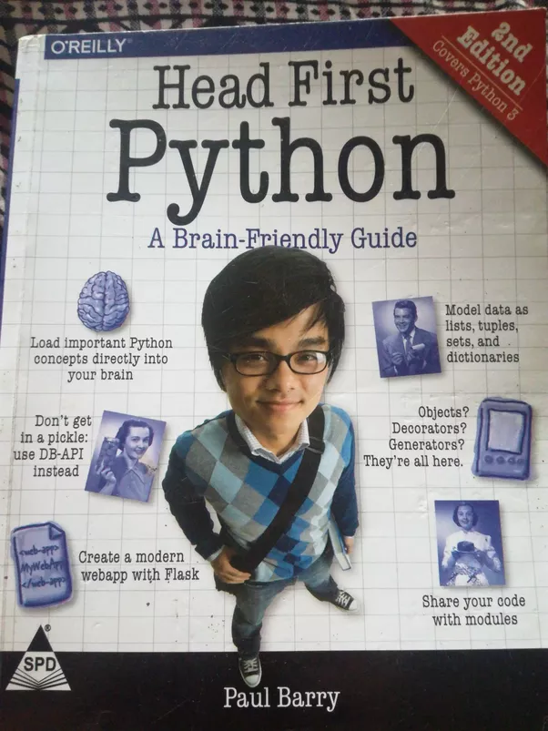 Best Python Books (2019) - Will Vincent