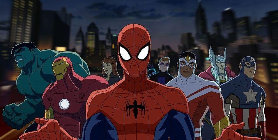 ultimate spider man inhumanity