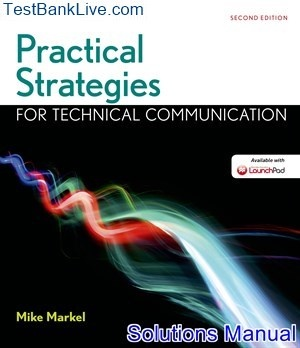 Where Can I Download The Solution Manual For Practical Strategies