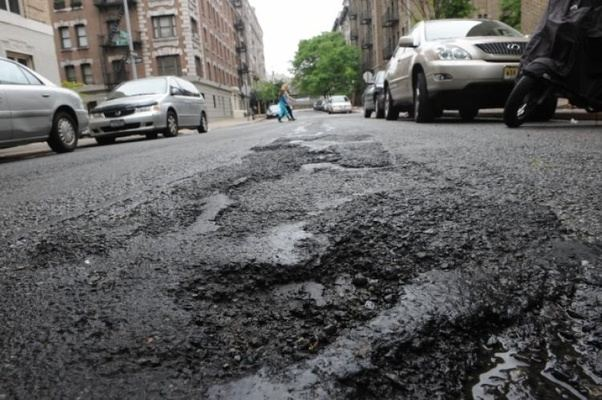Are Roads In Madhya Pradesh Really Better Than Those In Washington - Dc roads