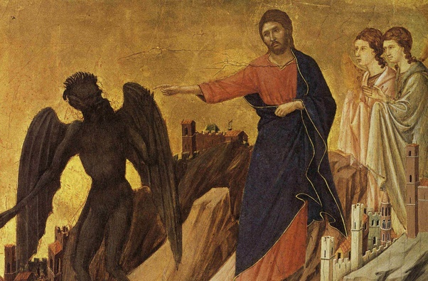 Resultado de imagen de Matthew 4, 1-11