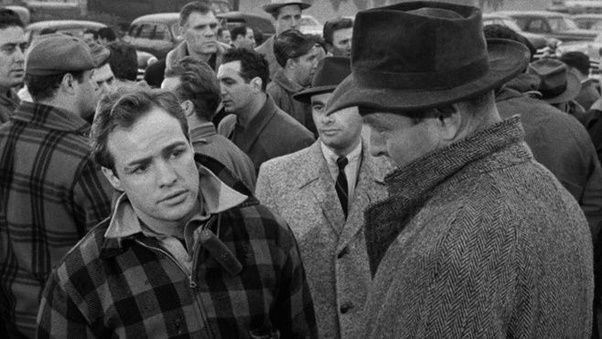 on the waterfront Nobody in hollywood except director elia kazan wanted to make on the waterfront and they're still fighting about it over a half-century later when kazan first started pitching budd schulberg's story about life and death on the new jersey docks, even 20th century fox -- which had allowed him to make fiercely realistic and gritty movies dealing.