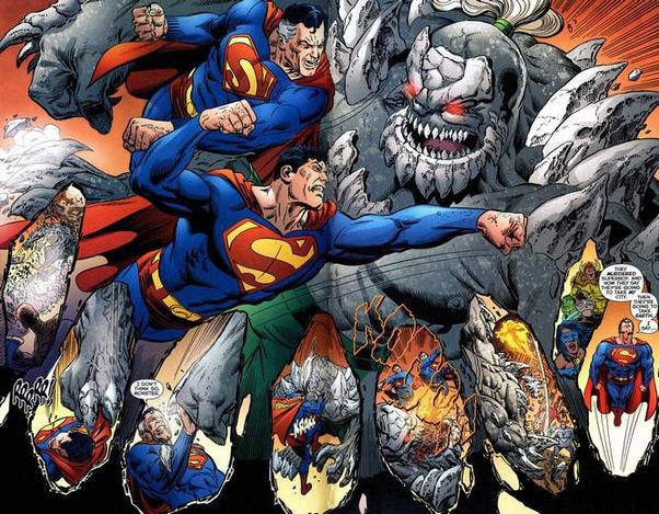 Is Doomsday The Strongest Dc Villain Quora