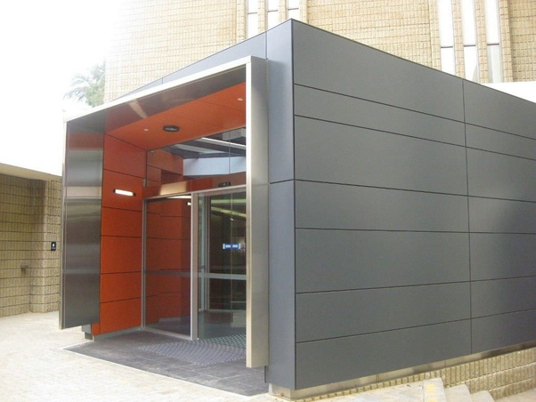 What Is Cladding And What Are The Types Of Cladding Quora