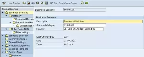 How to implement extended notification in sap workflow - Quora