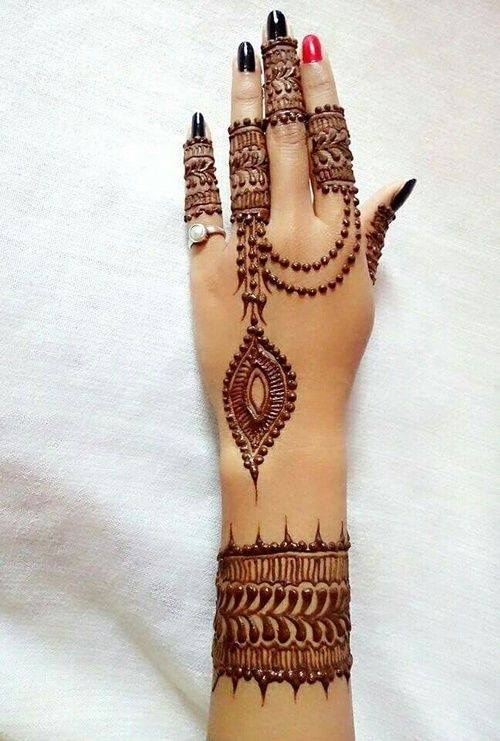 What Is Henna Tattoo: What Are The Meanings Of Henna Tattoos?