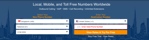 How to get a virtual number in Asia - Quora