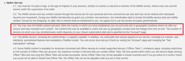 What's a VPN, are they legal and does Netflix care Canadians use them?