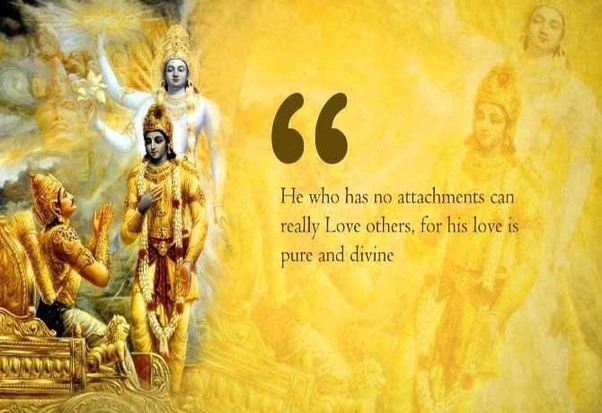 Which Is The Best Shloka From The Bhagavad Gita Quora