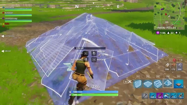 fortnite pyramid