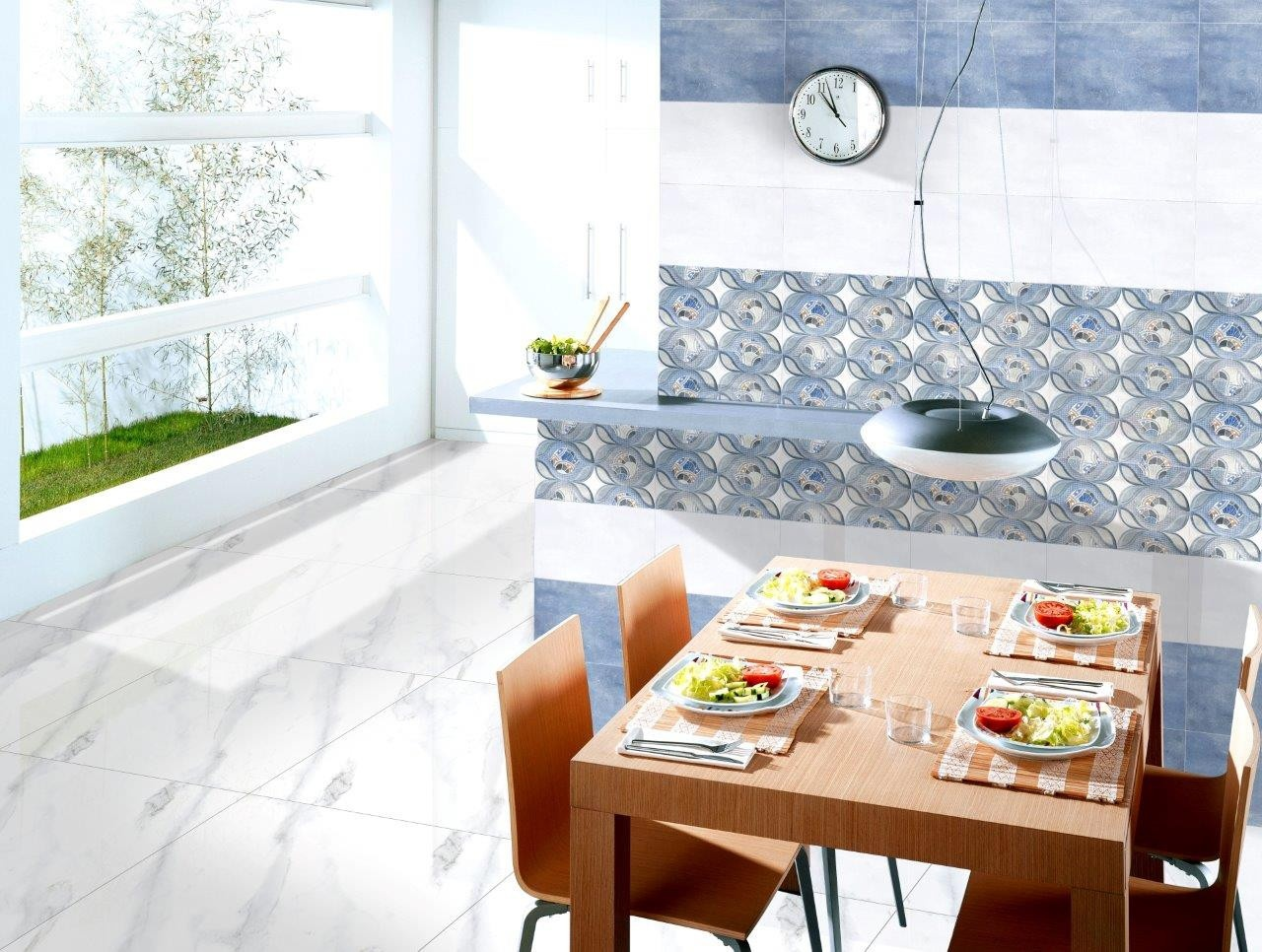 Here Are Some Of Concepts Designed With Their Kitchen Tiles These Include Wall And Floor Variations Such As