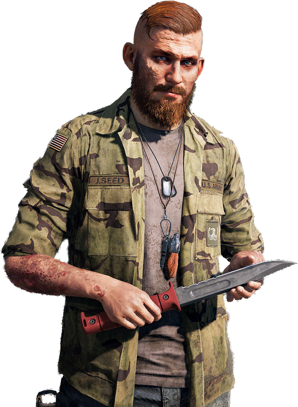 Who Among The Seed Siblings In Far Cry 5 Do You Think Is The Best
