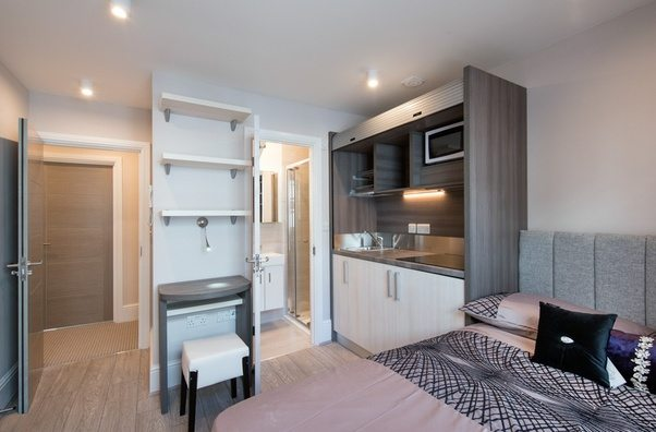 what is the best way to find a studio flat to rent in london without