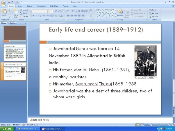 how to create a powerpoint presentation ppt